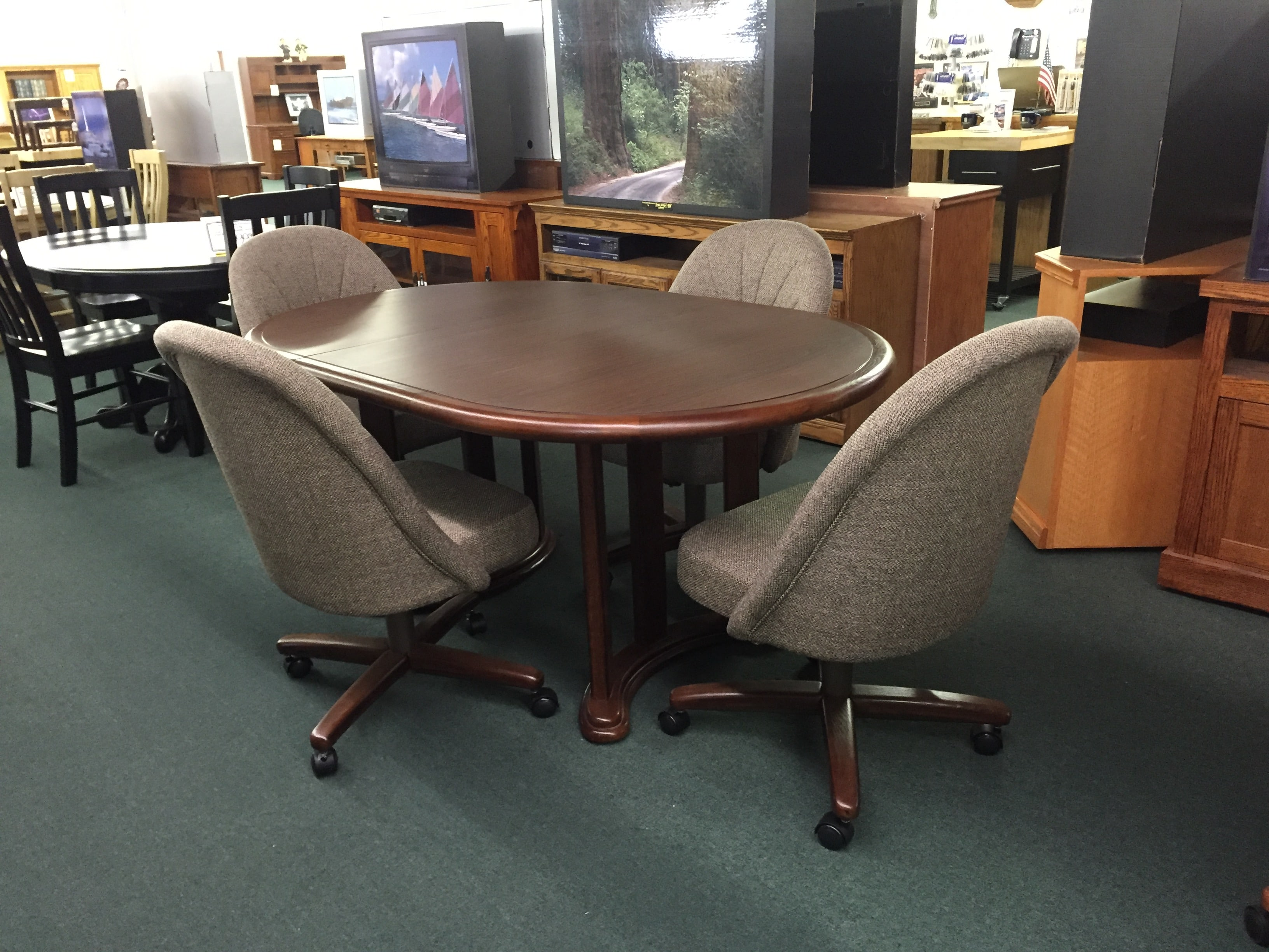 Solid Wood Dinning Room Tables Fresno Amp Clovis
