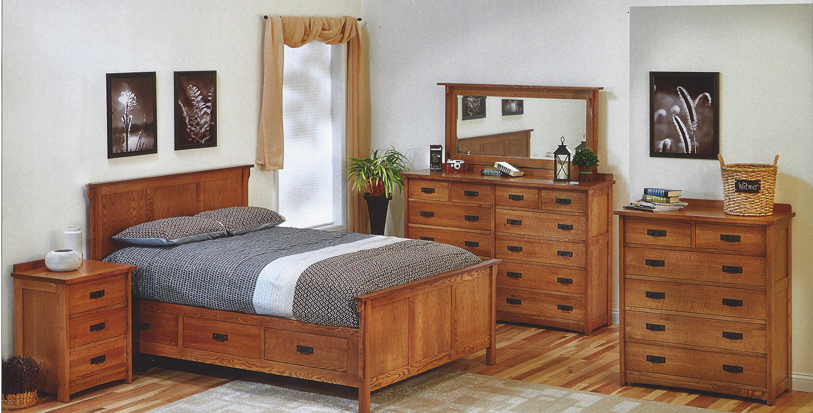 . Bedroom Furniture Fresno   Clovis   Headboards Night stands Bookcases